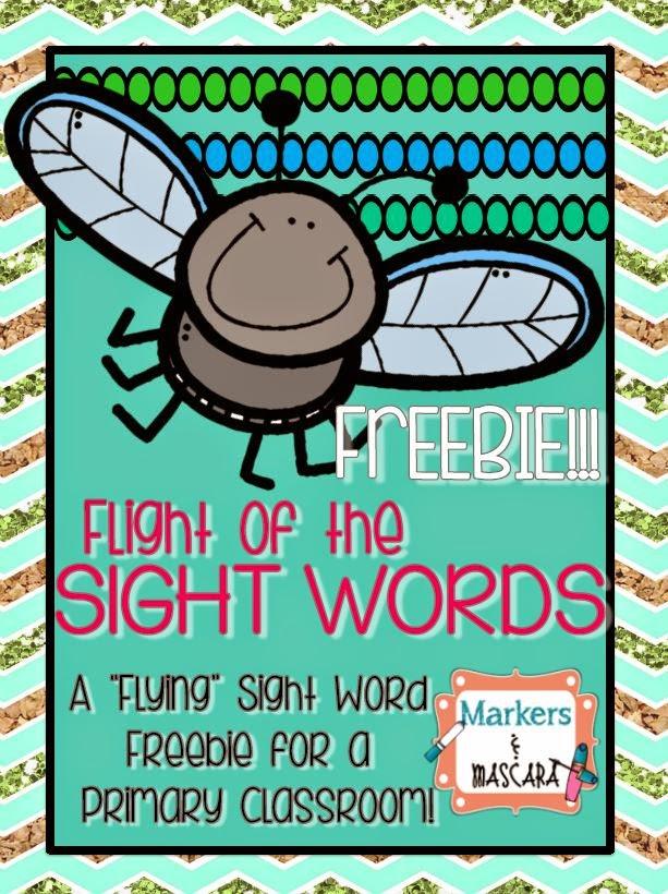 https://www.teacherspayteachers.com/Product/FREEBIE-Flight-of-the-Sight-Words-1805763