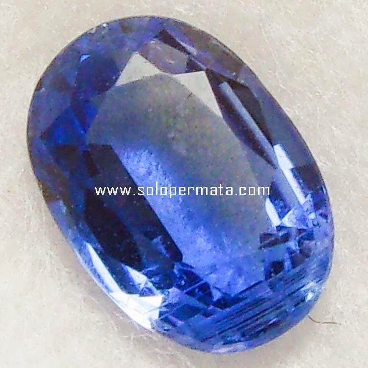 Batu Permata Blue Kyanite