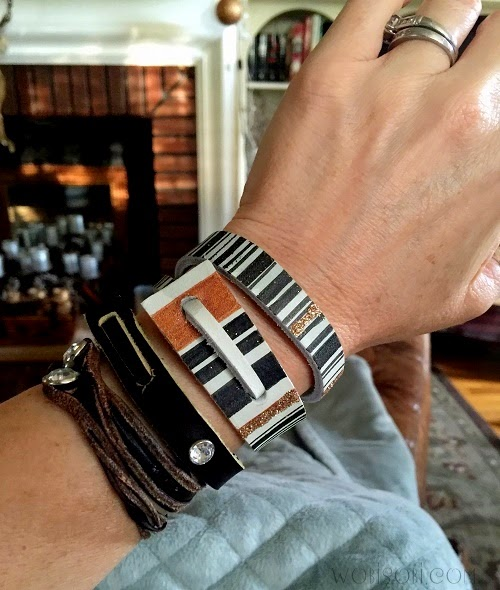 Secret Message Bracelet, DIY