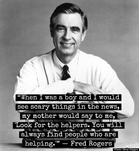 Mr. Rogers, quote