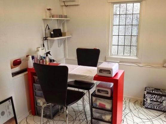 desain kantor kecil