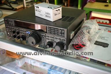 TERJUAL SEMUA HF TRANSCEIVER YAESU FT - 950