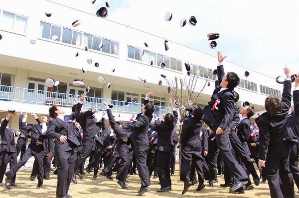 2014年03月20日祝27期生卒業式