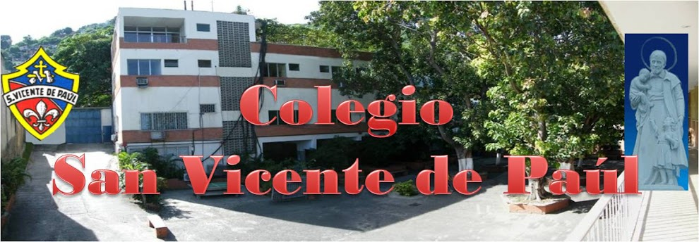 El blog de los estudiantes, padres y representantes vicencianos