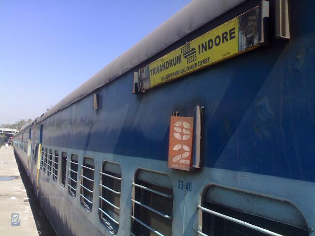 treno indiano