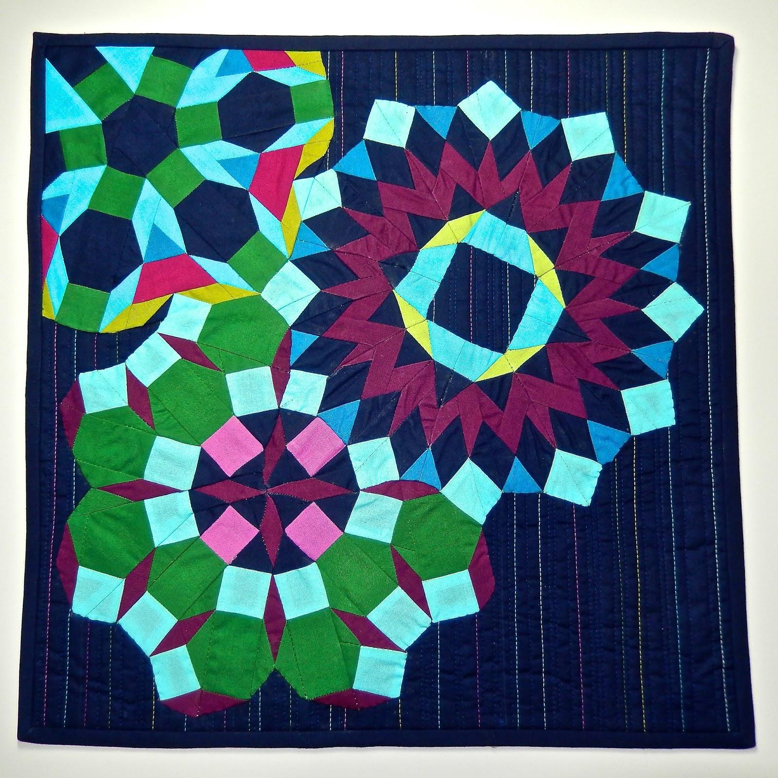 Quilting Mod : Blogger's Quilt Festival: Mini Quilt : quilt festivals 2015 - Adamdwight.com