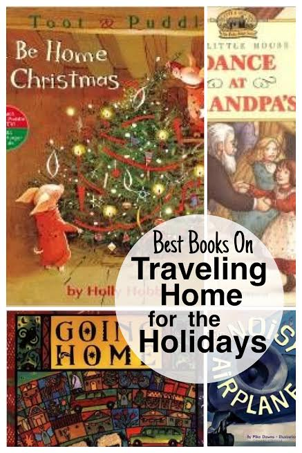 books for kids: traveling home for the holidays