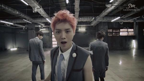 EXO Luhan Growl