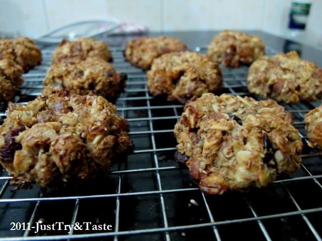 Resep Oatmeal Cookies Sehat