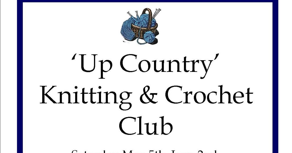 Crocheting Club : fairislerona: Knitting and Crochet Club