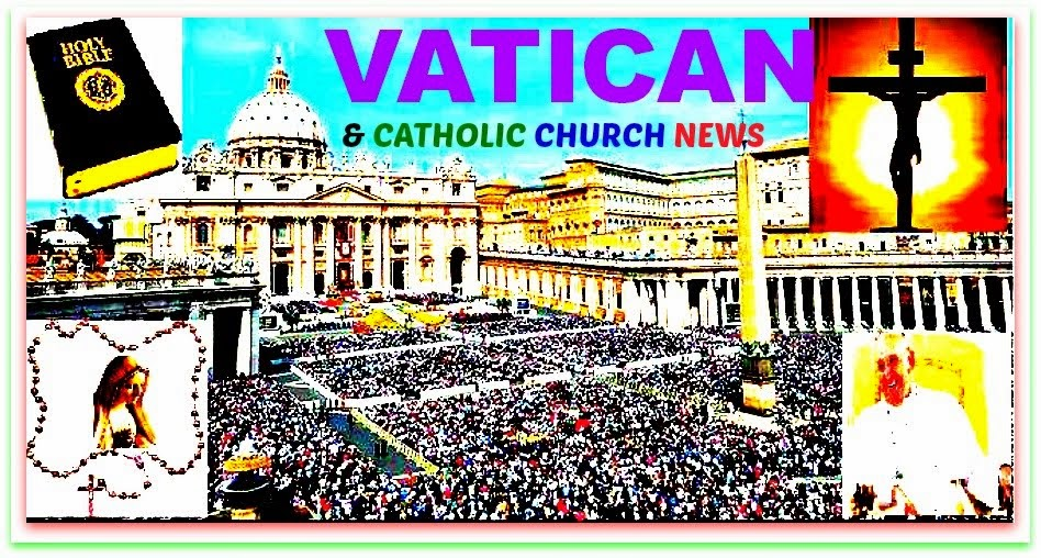 ,WHAT's HAPPENING at the VATICAN? HOW's the POPE?    011615