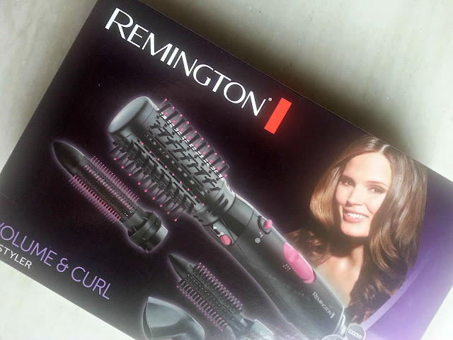 Remington Volume and Curl