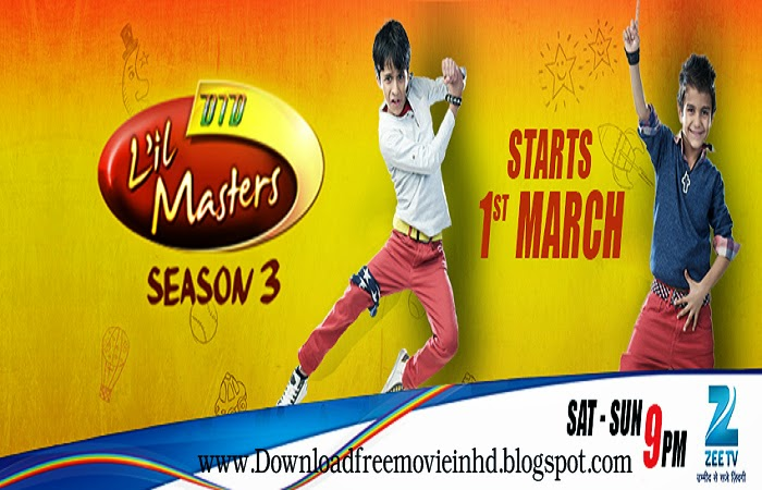 DID Little Masters Season 3 Episode 15th March 2014