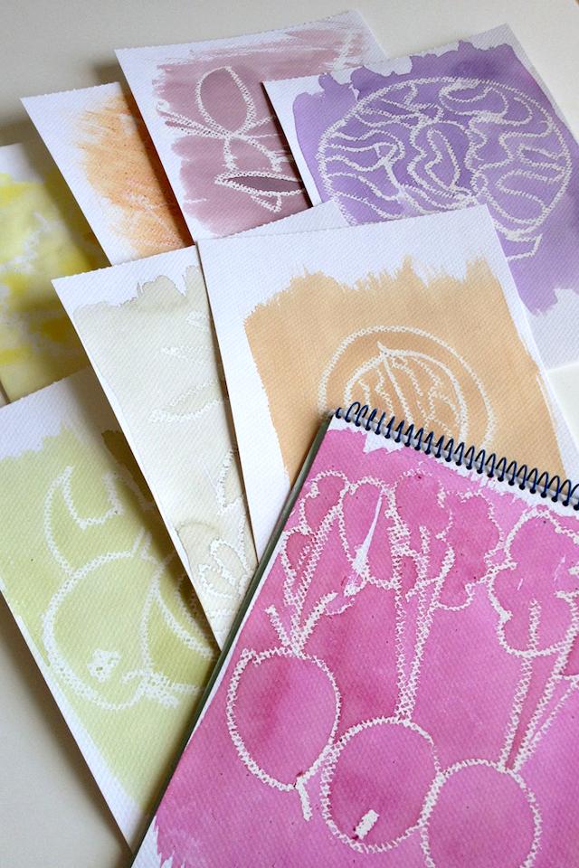 Grune Farbe Herstellen : schaeresteipapier Pflanzenfarben selber herstellen, FarbenWorkshop