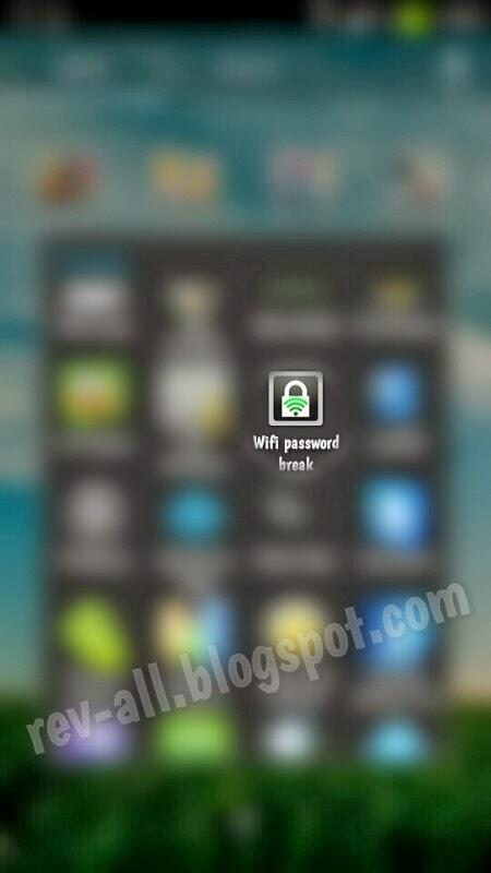 Ikon Wifi password breaker - aplikasi android untuk mengetahui kekuatan password wifi (rev-all.blogspot.com)