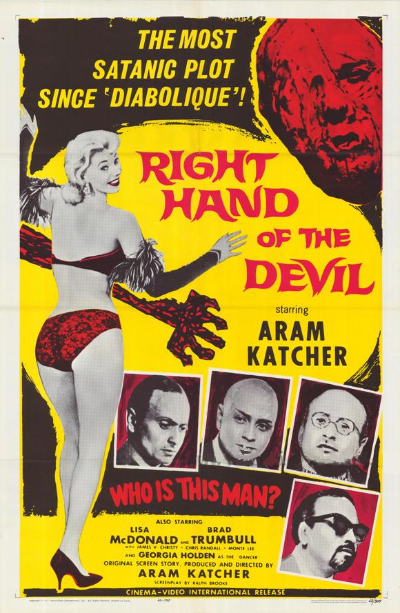 The Right Hand of the Devil (1963)