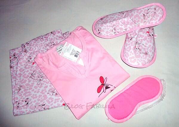Pijama Feminino Villa Enzo