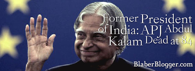 heart attack cardiac arrest APJ Abdul Kalam Death