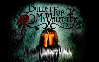 #4 Bullet For My Valentine Wallpaper