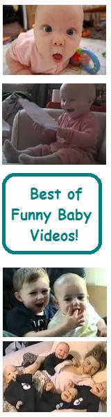 Funny Baby Videos: