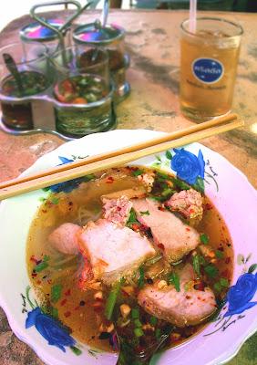 kuaytiaw sukhothai noodles