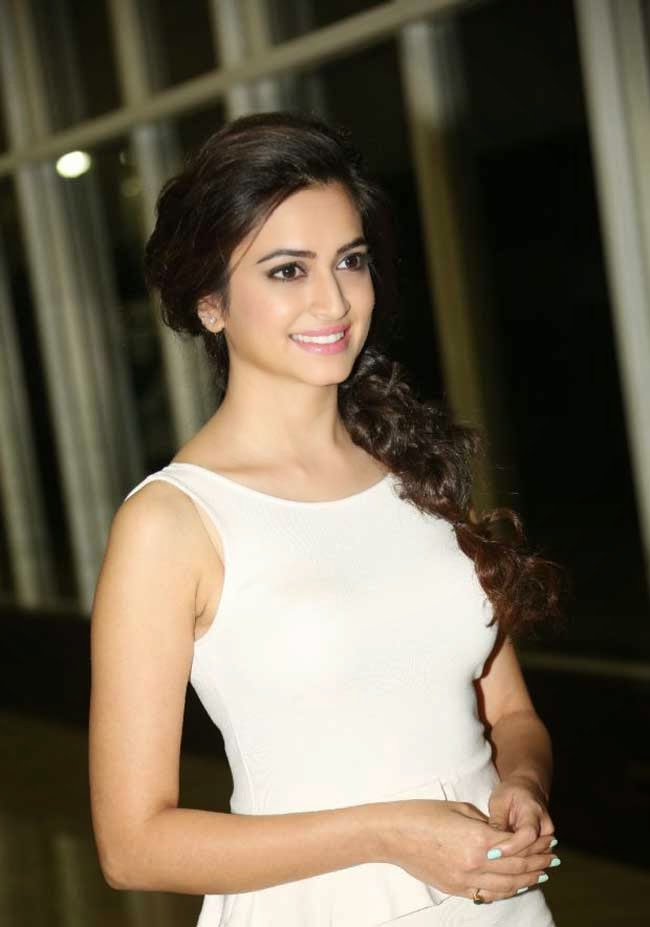 Kriti Kharbanda At 'Lakshmi Raave Maa Intiki' Movie Audio Launch