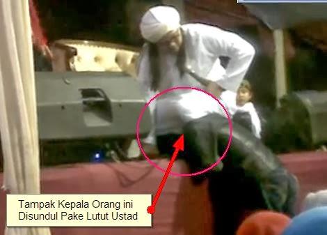 Video Ustad Hariri Lagi Marah-Marah