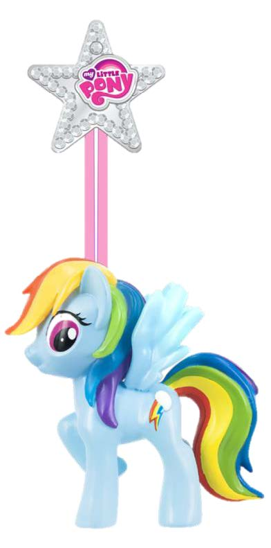 MLP Spot Lite Charm Lite Rainbow Dash