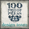 Past Design Team Member For 100 Proof Press