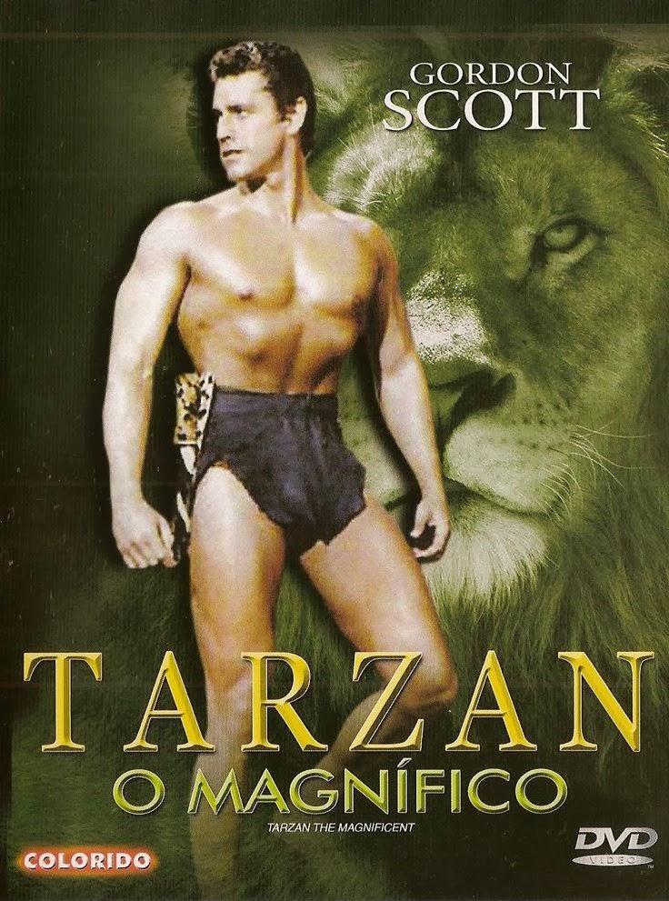 Download – Tarzan – O Magnífico – DVDRip AVI Dual Áudio