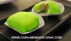 resep praktis dan mudah membuat (memasak) kue pancake durian spesial enak, lezat