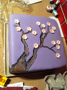 Cherry Blossom Cake