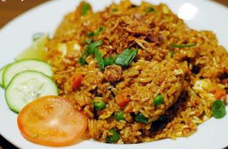 Cara Membuat Nasi Goreng Bumbu Special