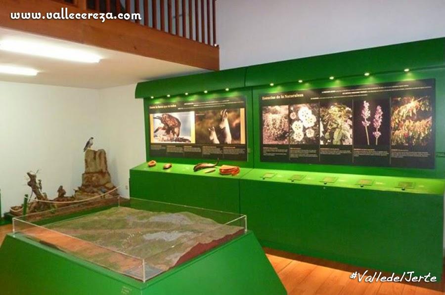 Centro de Interpretación de la alta montaña y la trashumancia. Valle del Jerte