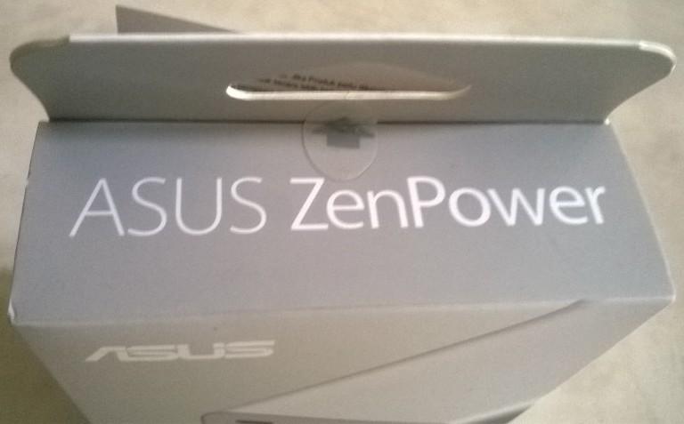 Asus ZenPowernya masih segelan