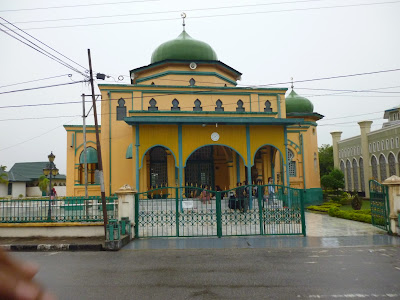 masjid raya syahabuddin kerajaan siak