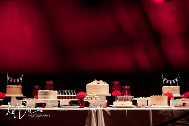 Minneapolis Wedding Dessert Table