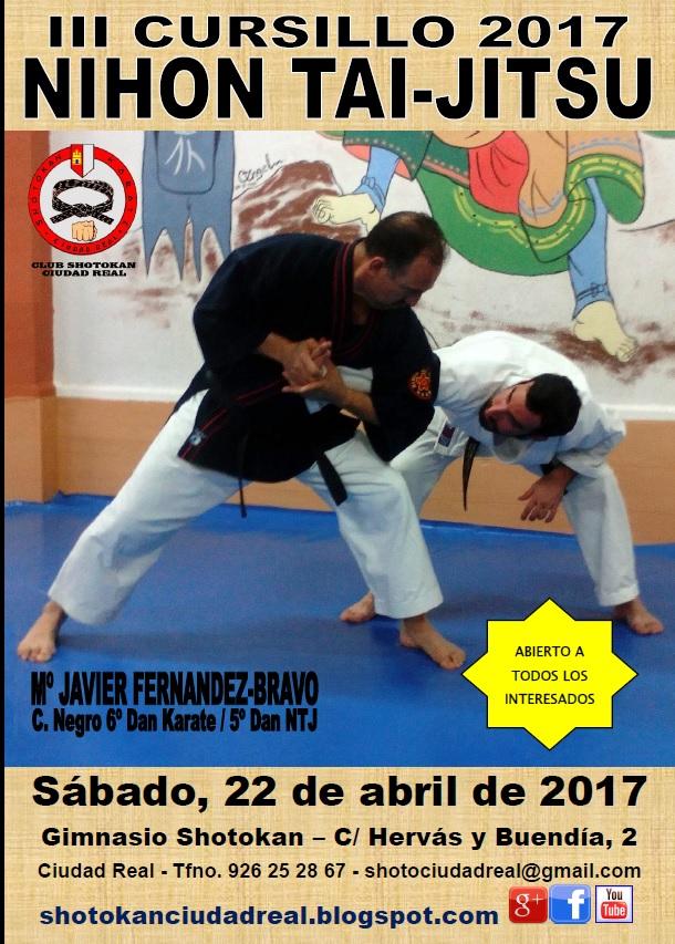 III Cursillo de Nihon Tai Jitsu 2017