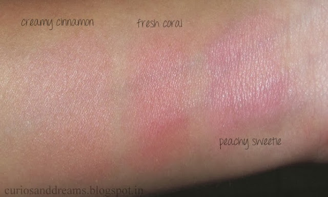 Maybelline Cheeky Glow Blush review, Maybelline Cheeky Glow Blush, Maybelline Cheeky Glow Blush swatch, Maybelline Cheeky Glow Blush fresh coral review, Maybelline Cheeky Glow Blush peachy sweetie review, Maybelline Cheeky Glow Blush creamy cinnamon review