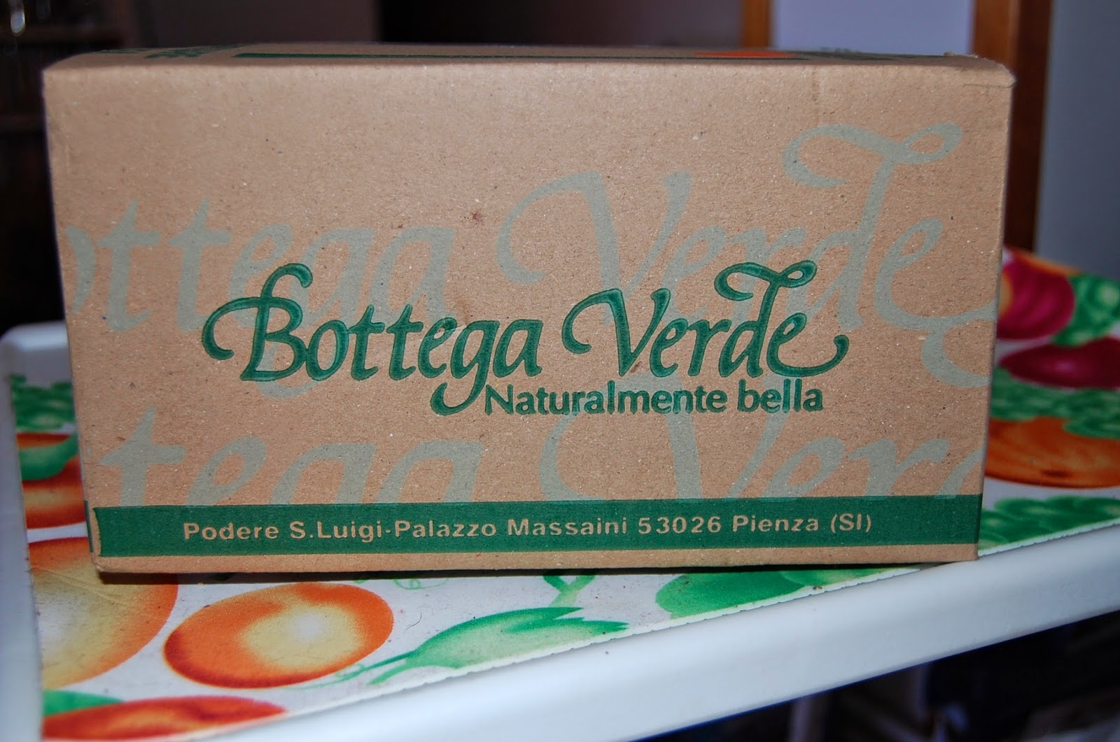 Gel De Baño Bottega Verde:críticas de los productos de esta marca finalmente hace unos días de