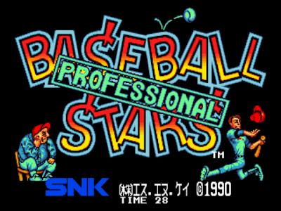 街機-棒球之星(BaseballStars)+金手指作弊碼,90年代熱門棒球街頭機台大型電玩!