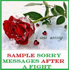 After dating message