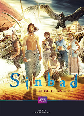 Serie Poster Sinbad S01E01 HDTV XviD &amp; RMVB Legendado