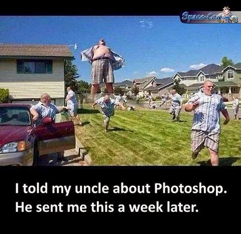 funny people Photoshop picture
