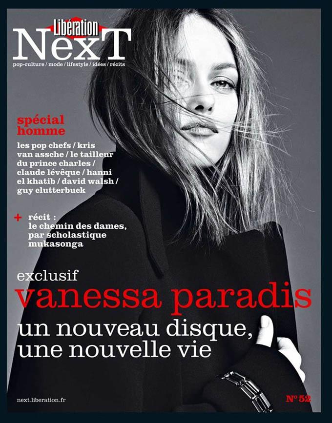 Nr 9 Vanessa Paradis By Karim Sadli For Libration Next