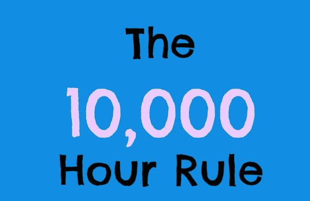 Hjarnfysik En Blogg Om Hjarnan Och Lopning 10 000 Timmarsmyten