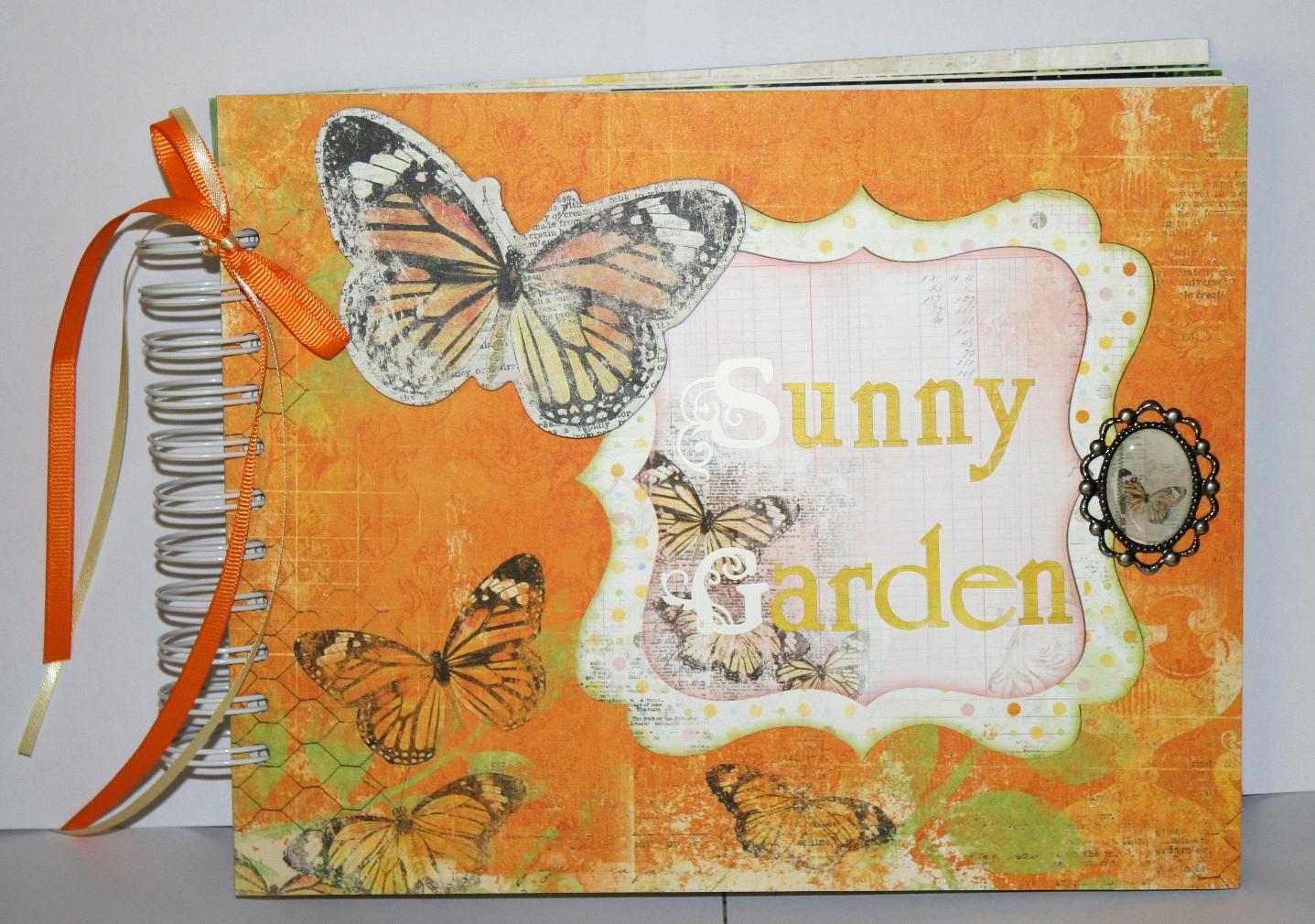 Альбом - Sunny Garden