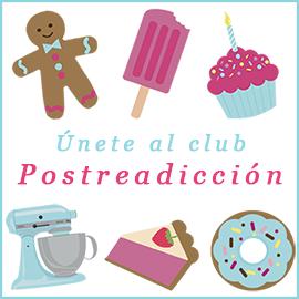 Pertenecemos al Club Postreadicción