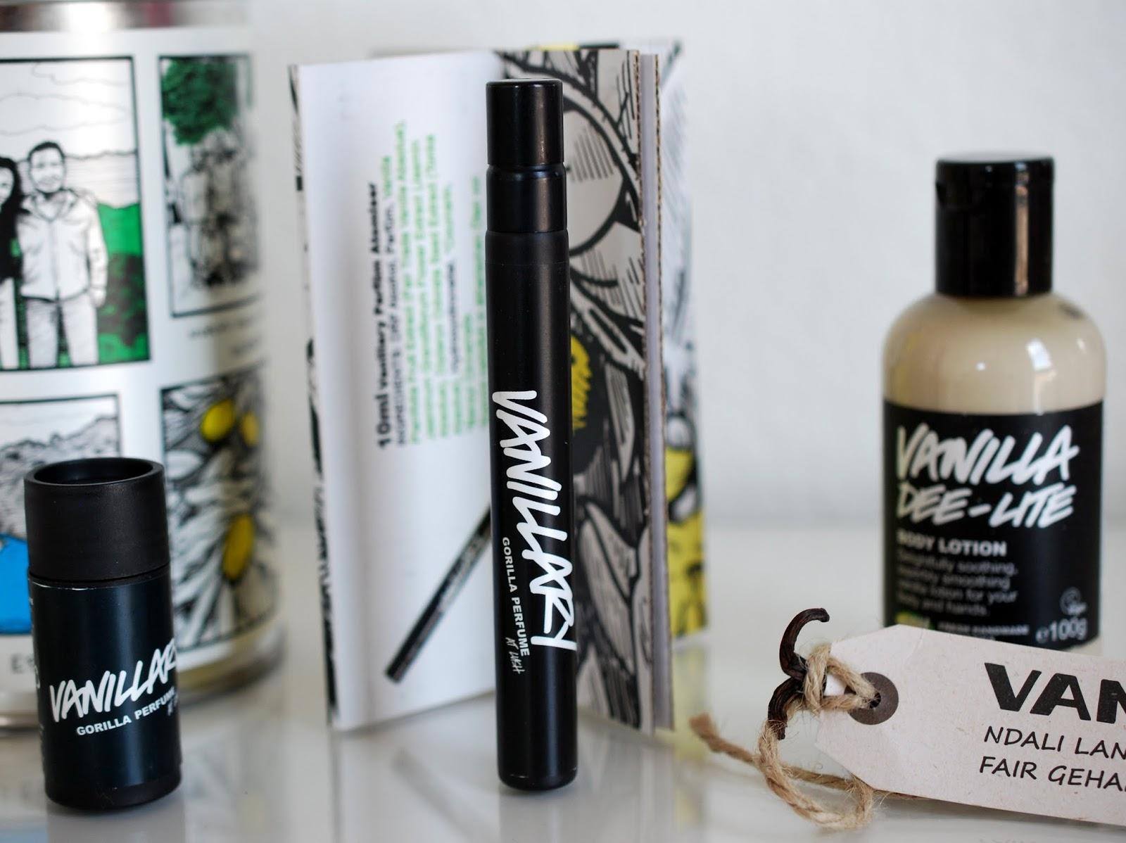 Lush Vanillary Parfum Geschenk