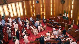 Senate suspends debate on 2018 budget